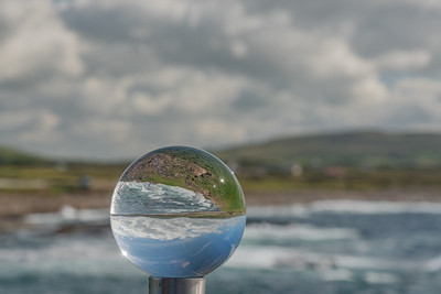 Seaview in Crystal Ball, County Mayo