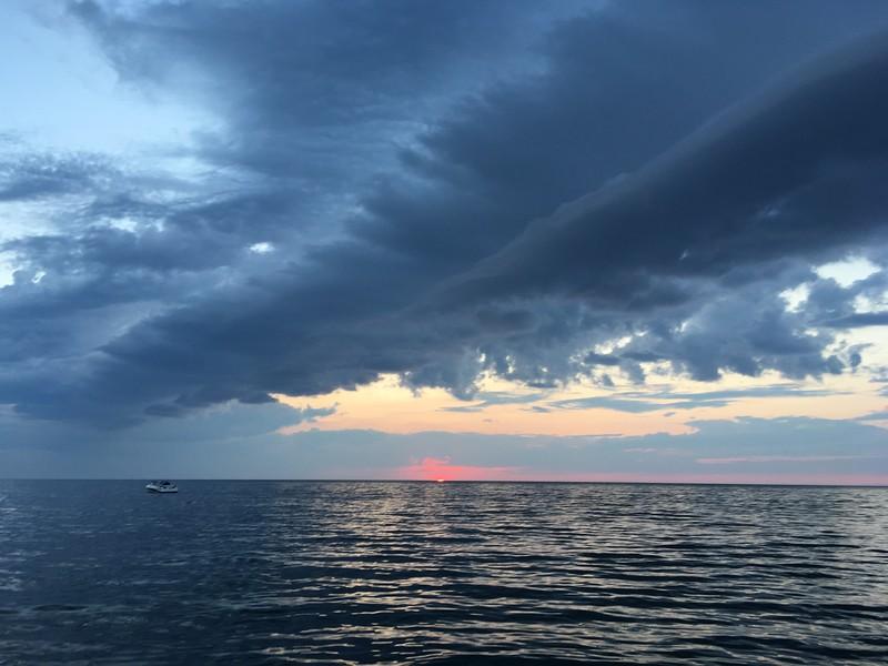 Superior Sunset VI