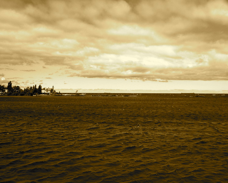 The Elements (sepia)