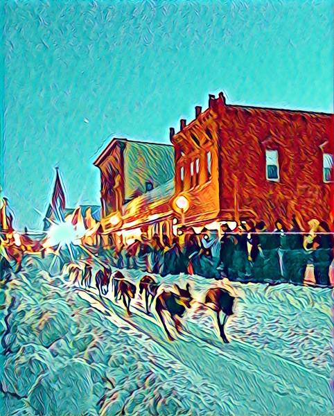 Copper Dog IV
