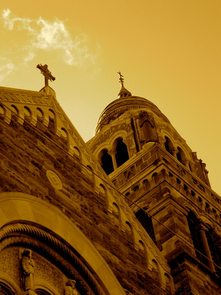 Saint Peters (sepia)