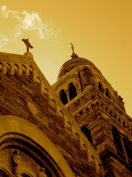 Saint Peters (sepia)