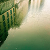 Camden Lock Reflected
