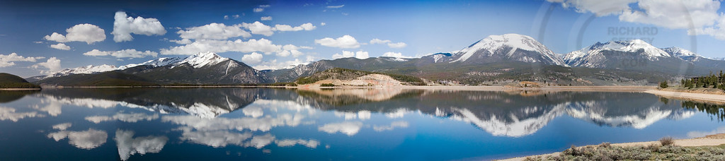 Tenmile and Gore Range Reflection
