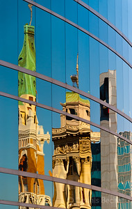 Reflections - Downtown Oakland