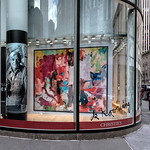de Kooning's Christie's Window