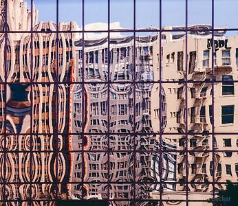 Reflections - Downtown LA