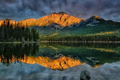 Mountain Glow