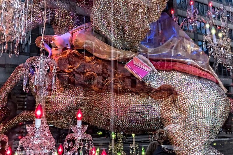 Upside Down Mannequin Horseback Riding