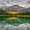 Patricia Lake Reflections