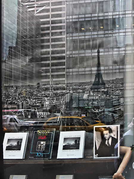 Eiffel Tower, Photography Books, NYC Street