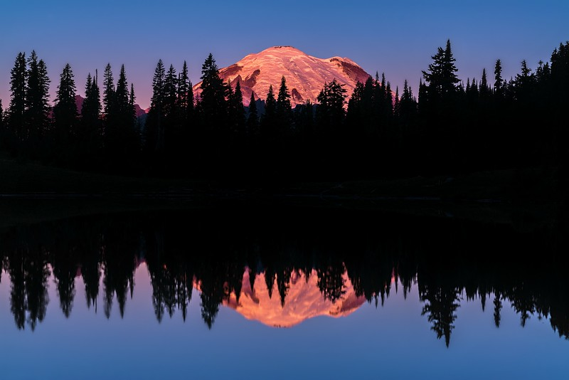 Rorschach Rainier