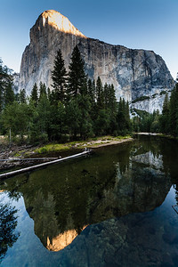 First Light - El Capitan