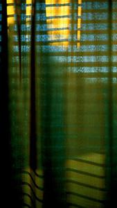 Light through window