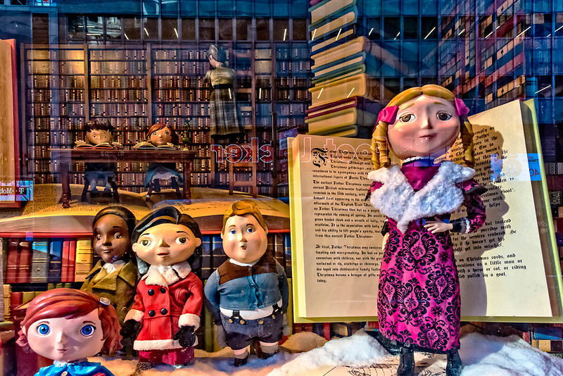 One Adult, Four Children, Books