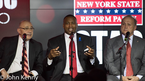 Reform Party Mayoral Candidate Forum 3/28/17