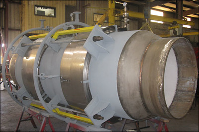 Refractory Lining Universal Expansion Joint (#101519 - 05/23/2011)