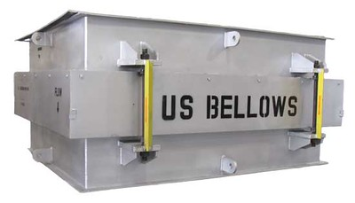 Rectangular Metallic Expansion Joint with Refractory Lining (#100875v3 - 09/21/2010)