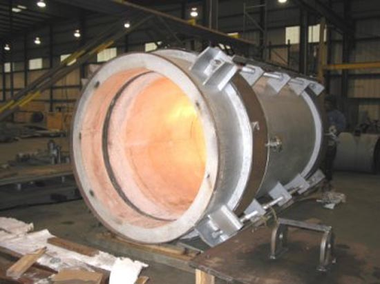 Refractory-lined Universal Expansion Joint (05/02/2003)