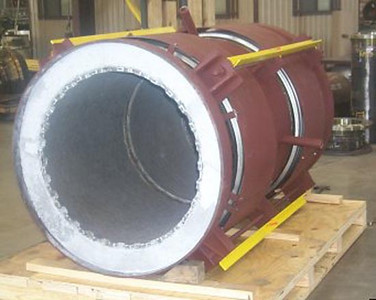 44-inch, O.D Universal, Refractory Lined Expansion Joint (12/21/2001)