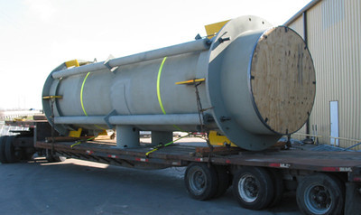 """80"""" Refractory Lined Tied Universal Expansion Joint (02/18/2005)"""
