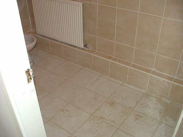 Crossfield Street, Warrington. Bathroom Renovation