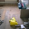 Davyhulme Rd, Bathroom floor.