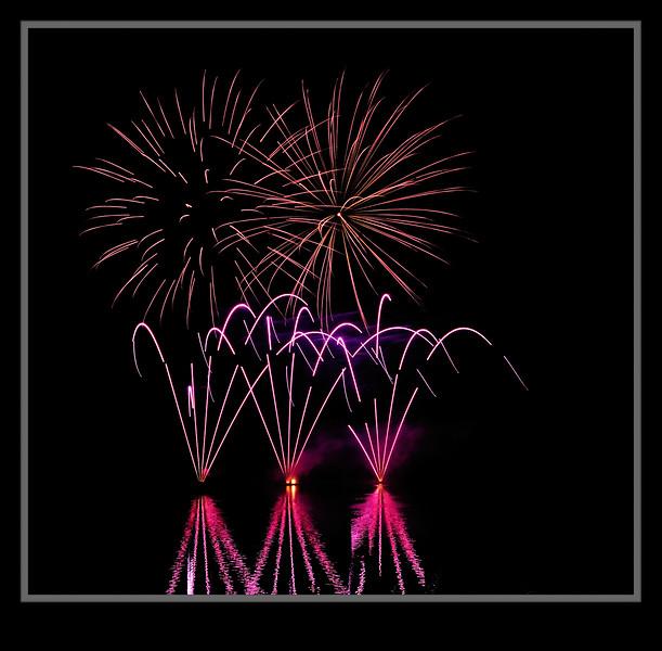Global Fest Fireworks