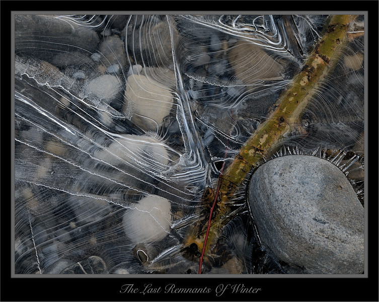 Shards Of Ice And Rocks