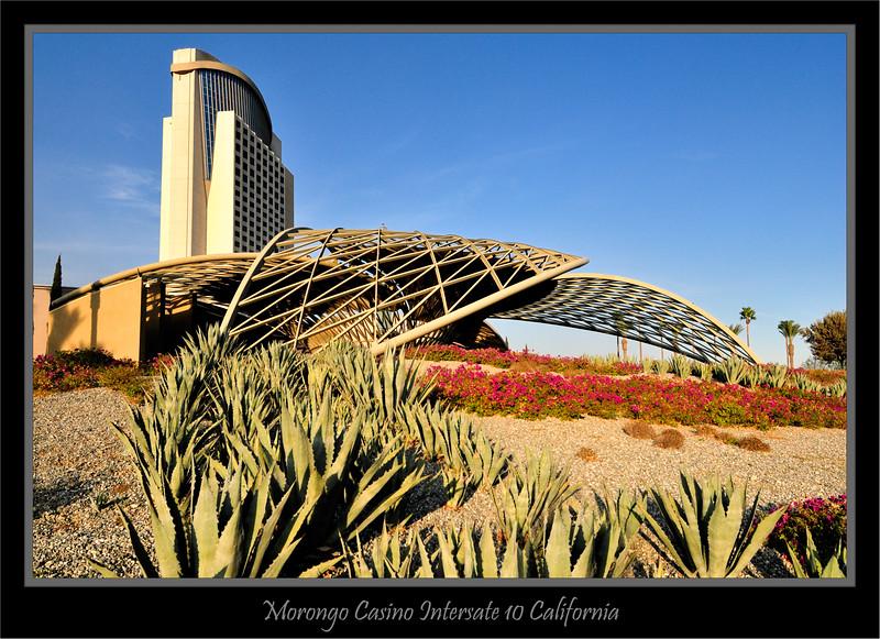 Morongo Casino  Interstate 10 California