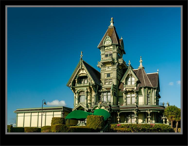 Masonic Lodge Building - Eureka California