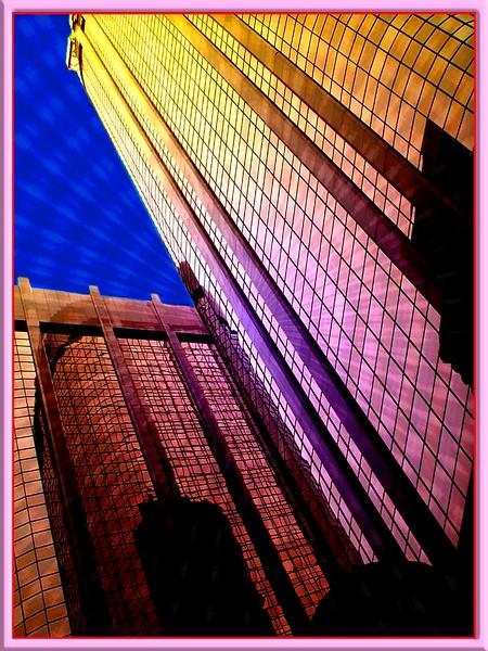 Husky Tower Calgary Alberta