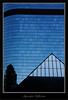 Skyscraper Reflection Los Angeles California