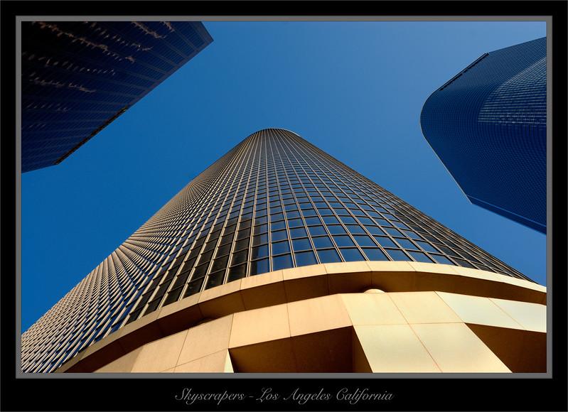 Skyscraper Los Angeles California