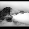 Morning Cloud Near Banff