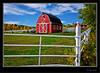 Alberta Beautiful Fall Barn