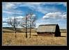 Alberta Old Barn Cross Conservation Area (No Longer Standing)