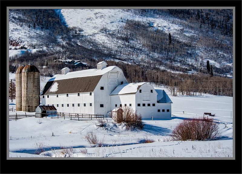 Utah McPolin Barn Park City