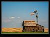 Alberta Bar Site Of The Aermotor Windmill