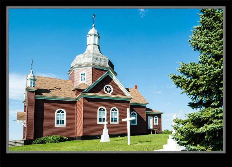 St. Michael's Catholic Church - Roblin Mb