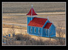 St Nicholas Anglican Church - Qu' Appelle Valley Saskatchewan