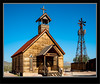 Ghost Town Of Goldfield - Arizona
