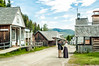 Barkerville Cariboo Gold Rush Town Bc