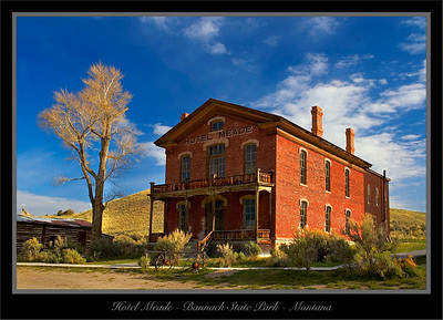 Ghost Towns & Historic Locations