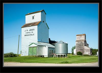 Grain Elevators Manitoba