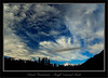 Cloud Formations - Banff national Park