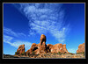 Parade Of Elephants - Arches National Park