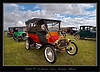 Model T's At Pioneer Acres - Irricana Alberta