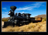 Old Locomotive - Old Tucson Studios