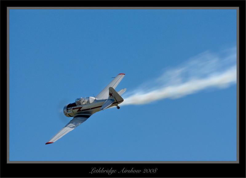 Lethbridge Air Show 2008